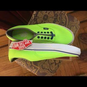 Vans Authentic Neon Brite sneakers
